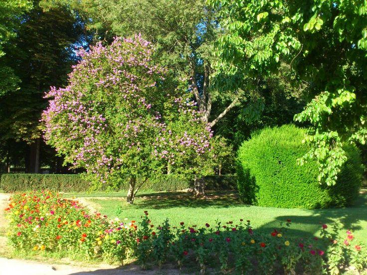 Jardín de la Isla