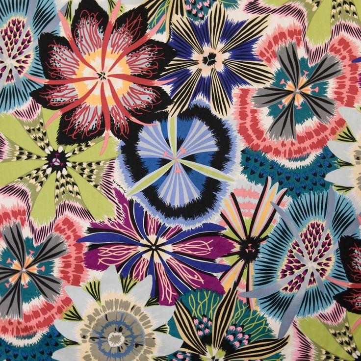 Passiflora Fabric   Missoni Home