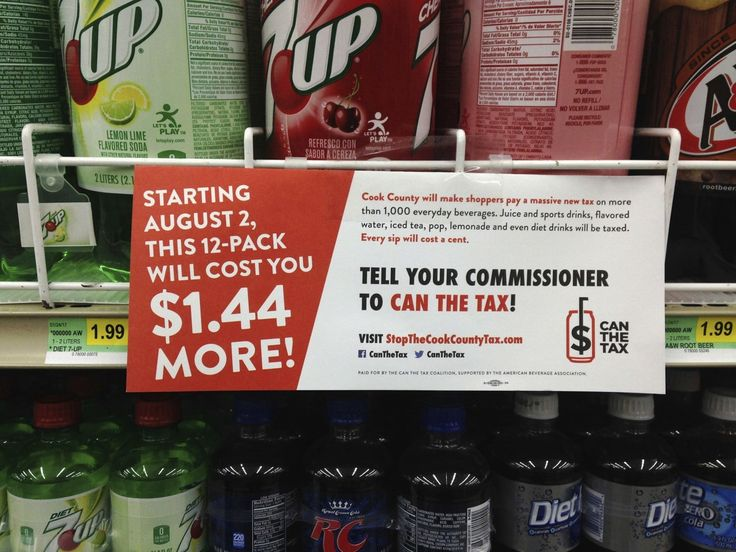 Critics say the collapse of the Cook County tax is proof the national soda tax movement is losing its momentum.
