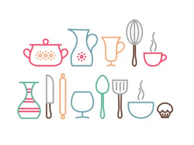 Kitchen Icons Part 41