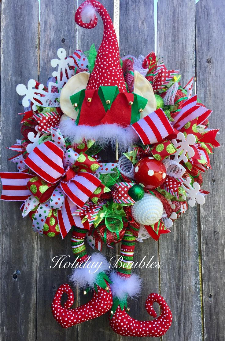 Mr. McJingles the Elf by Holiday Baubles                                                                                                                                                                                 More