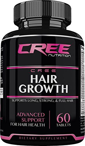 CREE Nutrition Hair Growth Supplements Natural Nutrients for Longer, Stronger, Fuller Hair and Nails with Biotin, Keratin and Bamboo Providing Advanced Support, Made in the USA     Tag a friend who would love this!     $ FREE Shipping Worldwide     Get it here ---> http://herbalsupplements.pro/product/cree-nutrition-hair-growth-supplements-natural-nutrients-for-longer-stronger-fuller-hair-and-nails-with-biotin-keratin-and-bamboo-providing-advanced-support-made-in-the-usa…