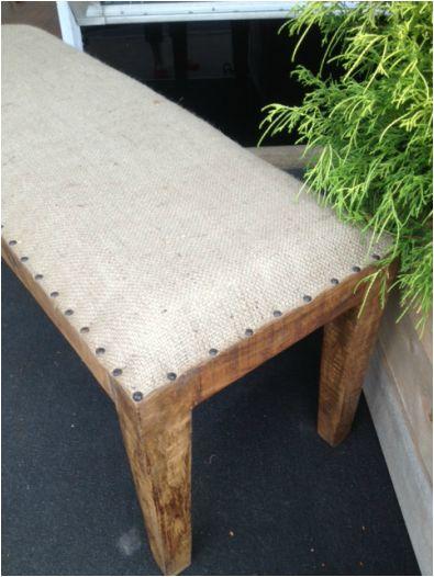 Home Sense Foyer : Best images about burlap bench on pinterest words