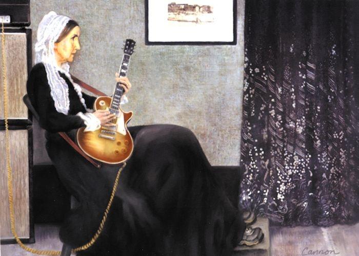 whistler's rockin' mother