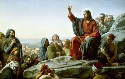 CATEQUISTAS EM FORMAÇÃO: AS BEM AVENTURANÇAS DE JESUS