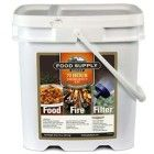 Food, Fire, Filter 72 hour Emergency Supply By Food For Health, 76 Servings plus
