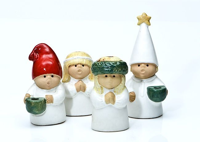 Adventsbarn (Lisa Larsson) att börja samla på
