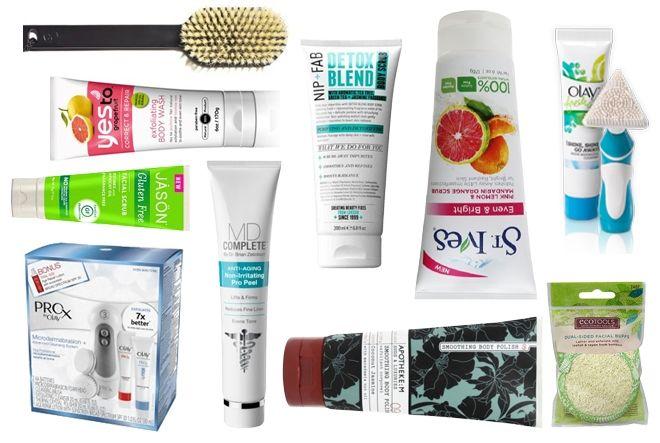 Find the Best Drugstore Exfoliator to Buff Away Dull Winter Skin | Beauty Blitz