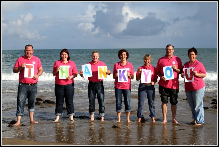 Ardmore Pattern Festival is supported hugely by the local community. Thank you to everyone who gets involved, sponors, fundraises and volunteers their time to make Ardmore Pattern Festival one of Munster's biggest dates on the festival calendar!