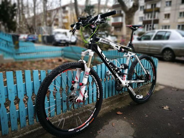 My bike...