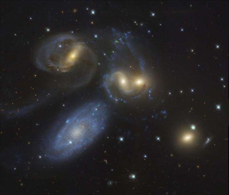 Лучшие космические снимки месяца по версии журнала Astronet