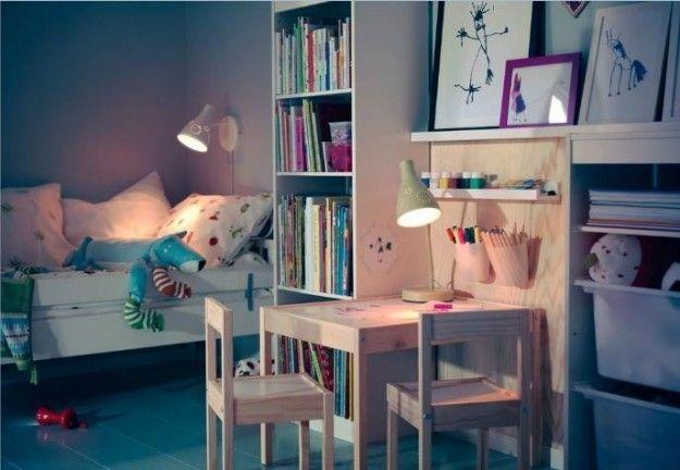 Camerette Ikea per bambini 2013