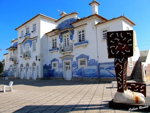 Estação Ferroviária de Aveiro - Portugal