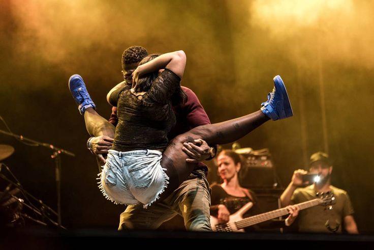 Something a gwaan  #dancehallvibes   @georgiana_chitea  #dancehall #dancers #jamaicanculture #daggering #bomboclatfestival #summer #festival #europe #charlyblack #partyanimal