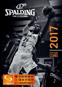C-Sport >>> Catalogue Spalding 2017 pour le basket