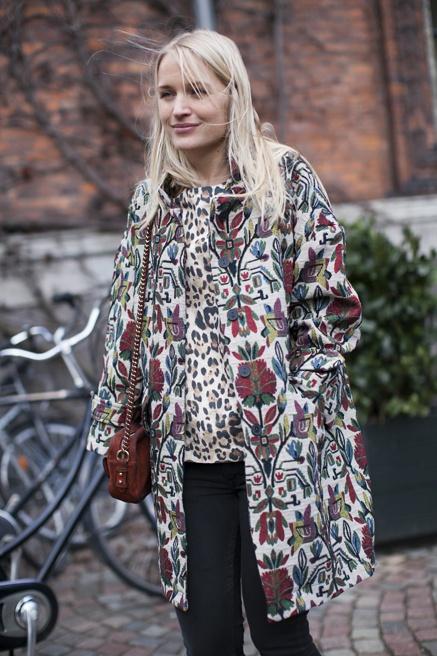 Oh that coat. still in love. #zara