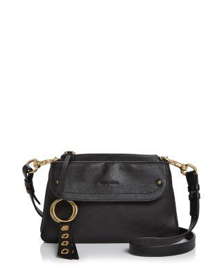 See By Chloé Phill Leather Crossbody Bloomingdale S