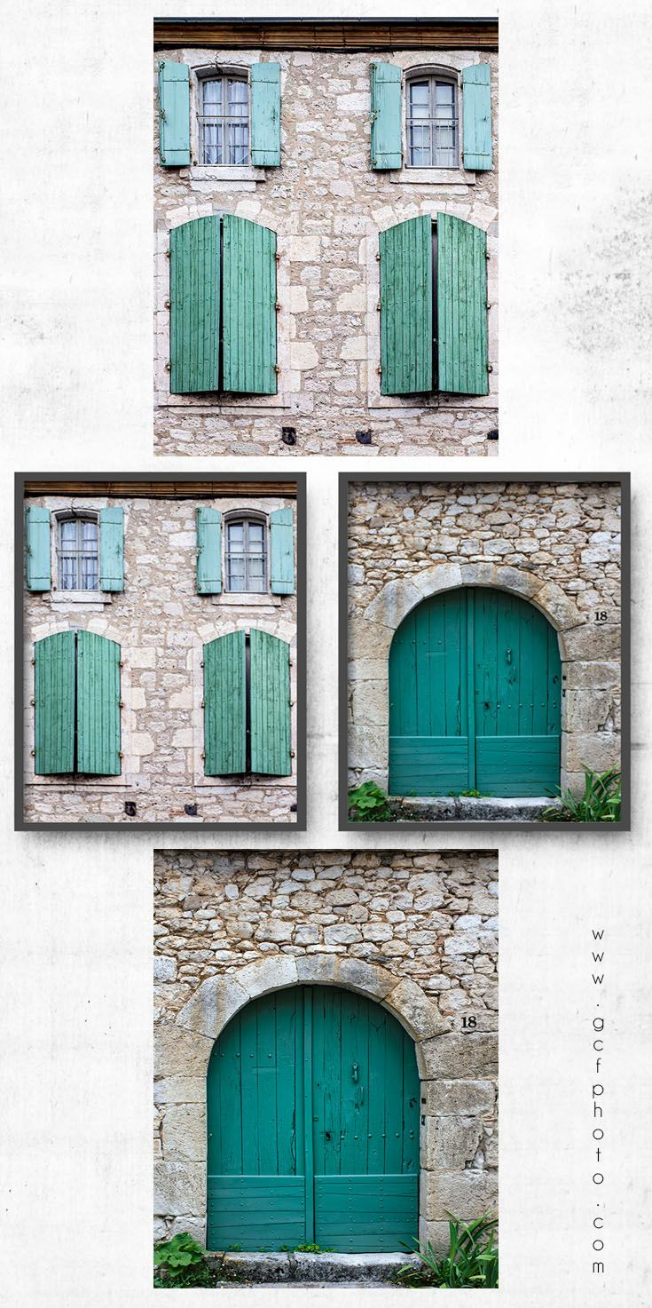 French windows and doors art photos for wall decoration in your home. Set of 2 prints from $25. Click now to see details. #livingroomwalldecorideas #livingroomwalldecorideasabovecouch #livingroomwalldecorideaslarge
