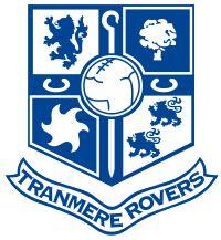 1884, Tranmere Rovers F.C. (Birkenhead, Wirral, England) #TranmereRoversFC #England (L13421)