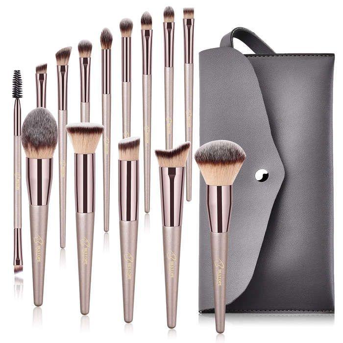 10 Best Travel Makeup Brush Sets Bestope Makeup Brushes Makeup Brush Set It Cosmetics Brushes