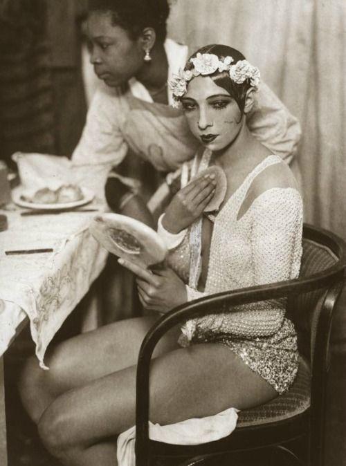 Josephine Baker in Vienna, 1928