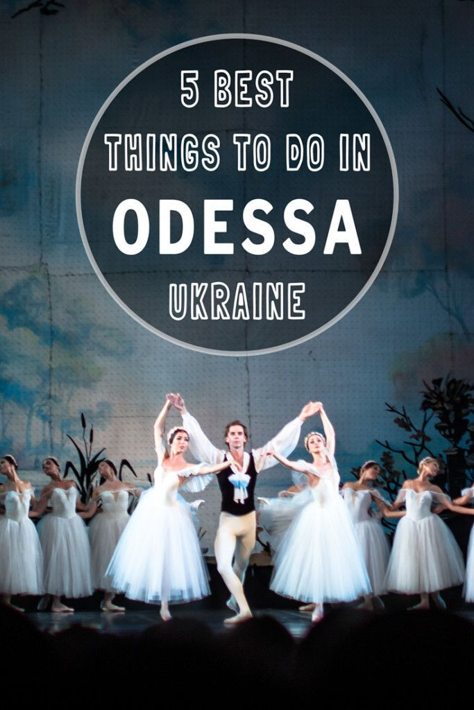 Ukraine's summer capital has much more to offer than just beautiful beaches. We've listed the 5 best things to do in Odessa to help you plan your trip!
