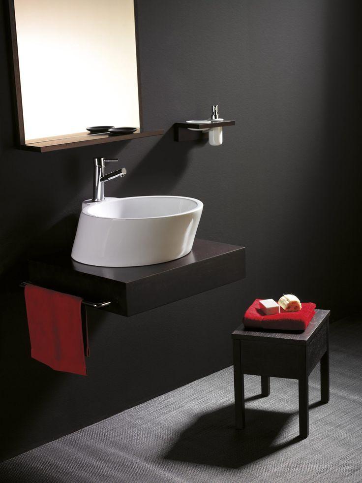 Mejores 15 im genes de lavabos de porcelana oval en for Embellecedor rebosadero lavabo