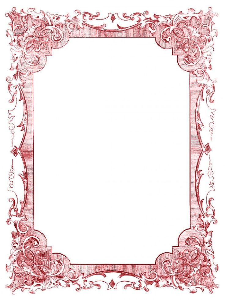 Picture Frames Border Design HD