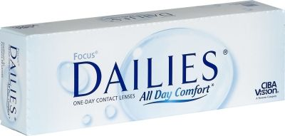 Focus Dailies All Day Comfort  Les Focus Dailies All Day Comfort font partie des meilleures ventes de lentilles de contact en France et non sans raisons.  EUR 14.98  Meer informatie