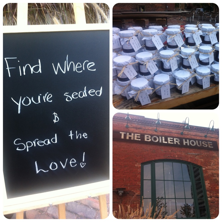The Boiler House in the heart of the beautiful Distillery District