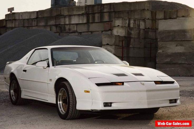 Pontiac: Trans Am GTA TPI #pontiac #transam #forsale #canada