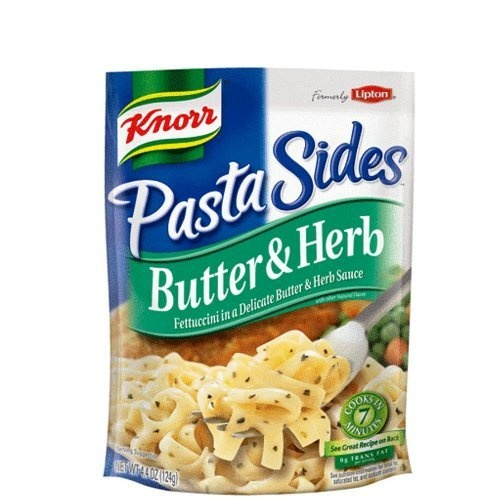 Knorr Lipton Pasta Sides Butter Amp Herb 4 4 Ounce