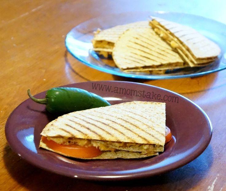 Easy Dinner Recipes: Double Cheese Tuna Melt Recipe