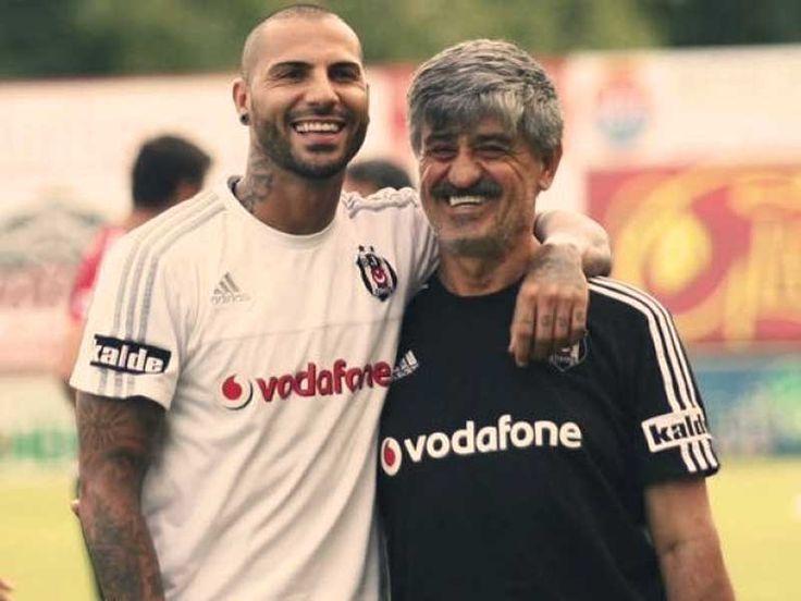 Malzemeci Süreyya'nın Quaresma ile tanışması ve tartışması nasıl olmuştur? #spor #futbol #Quaresma #Beşiktaş #MalzemeciSüreyya