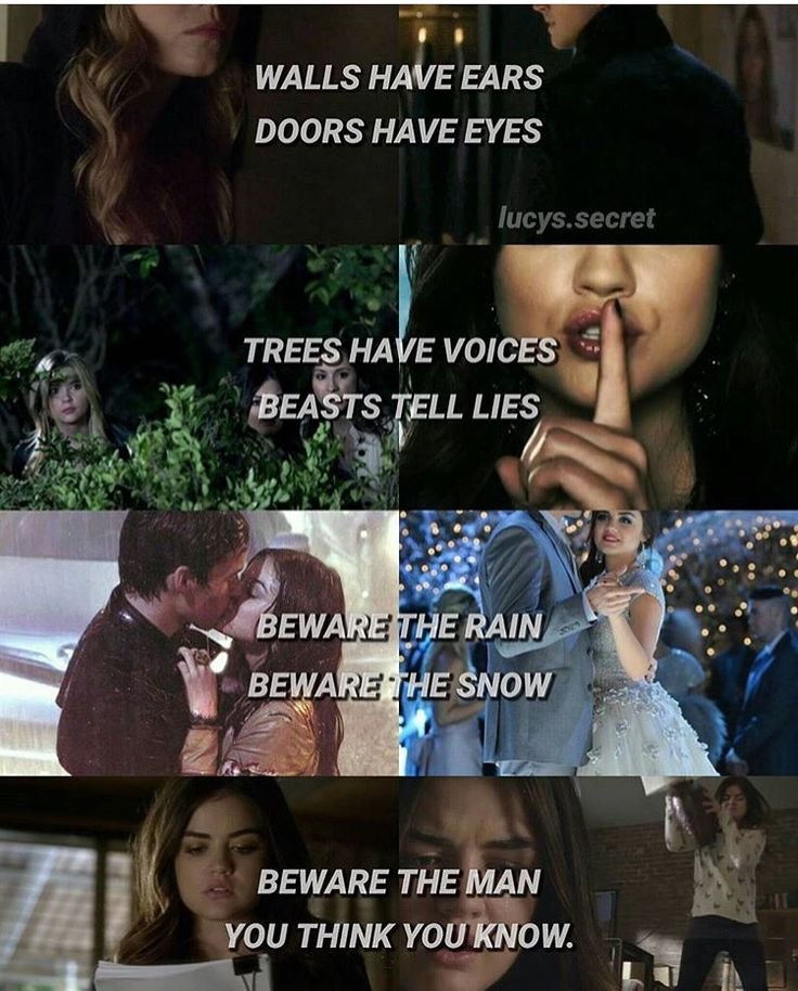 Don't really like Ezria, but this is kinda cool :)