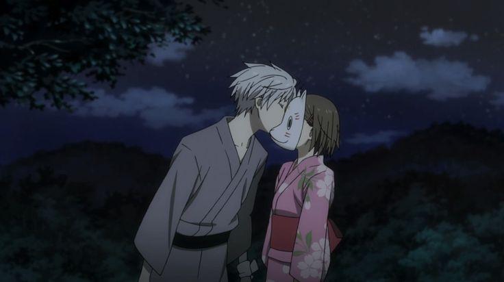 Hotarubi no mori e: my favorite anime movie ever