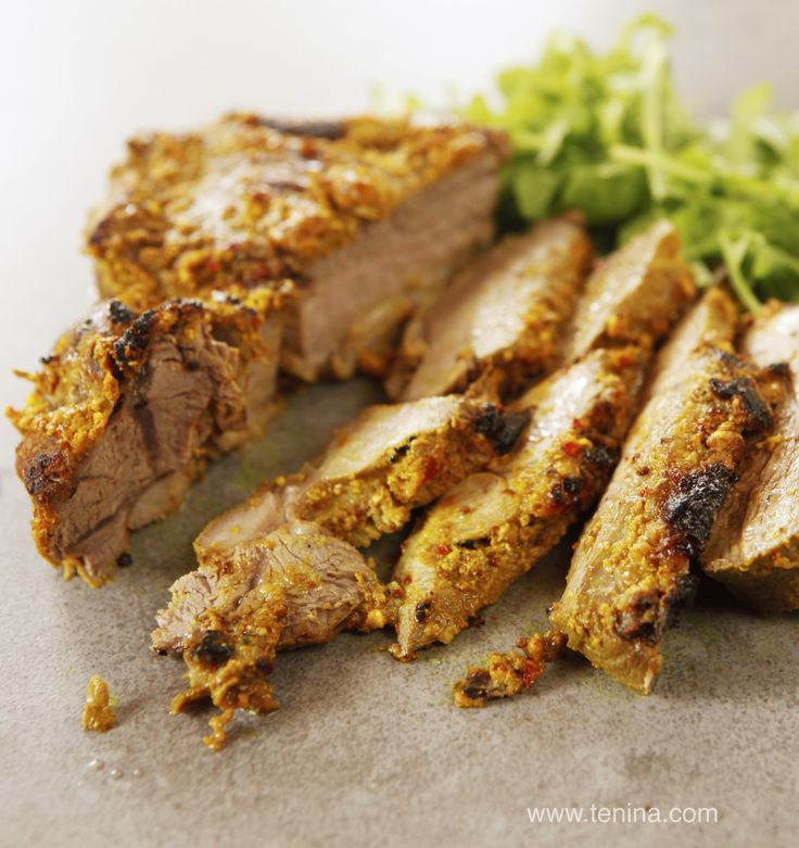 Roast in the Thermomix? Turmeric and chillie Roast Lamb