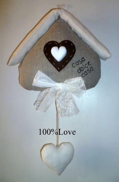 100%LOVE: dietroporta