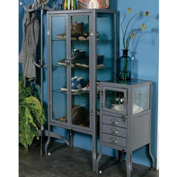 DULTON ダルトン Doctor Cabinet S ドクターキャビネット 100-150 ディスプレイ デザイン雑貨セレクトショップNEWTRAL