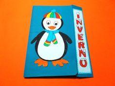 Lapbook Inverno - MaestraRenata