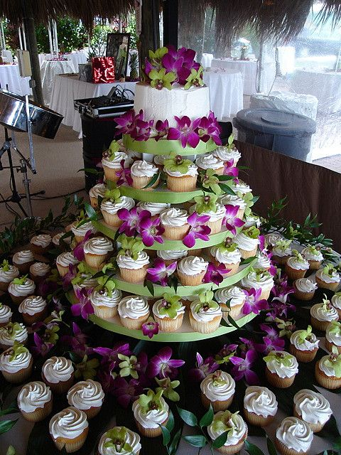 wedding cupcakes orchids | Recent Photos The Commons Getty Collection Galleries World Map App ...