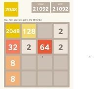 The Game of 2048 | Marilyn Burns Math Blog
