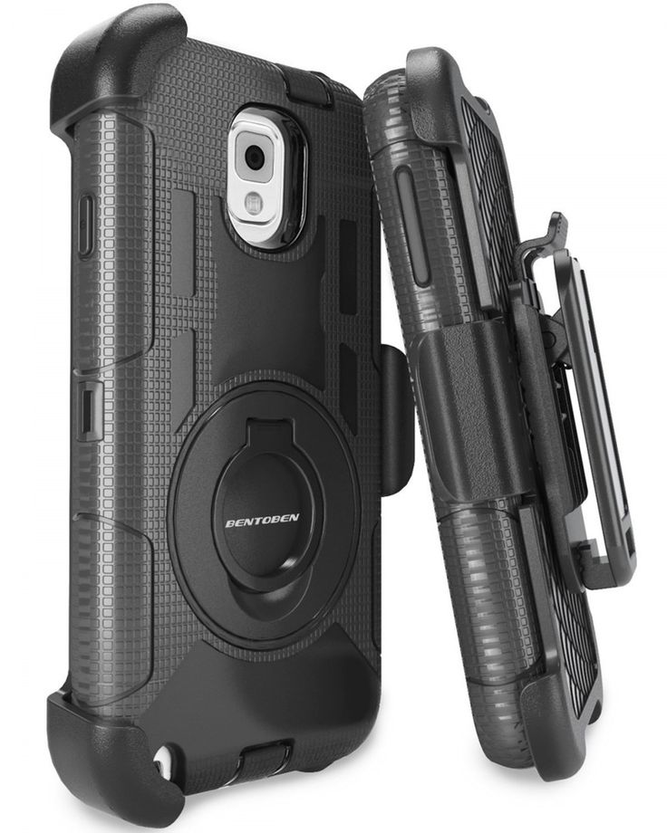 Note 3 Case, Galaxy Note 3 Case, BENTOBEN Shockproof Heavy Duty Protection Hybri #BENTOBEN