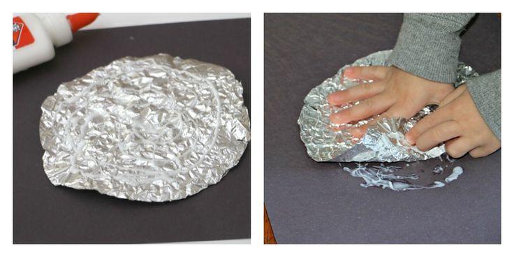 25 Best Ideas About Aluminum Foil Crafts On Pinterest