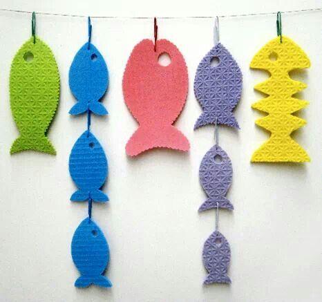 18 best bricolage de printemps images on pinterest day care fish and fish crafts - Bricolage de printemps ...