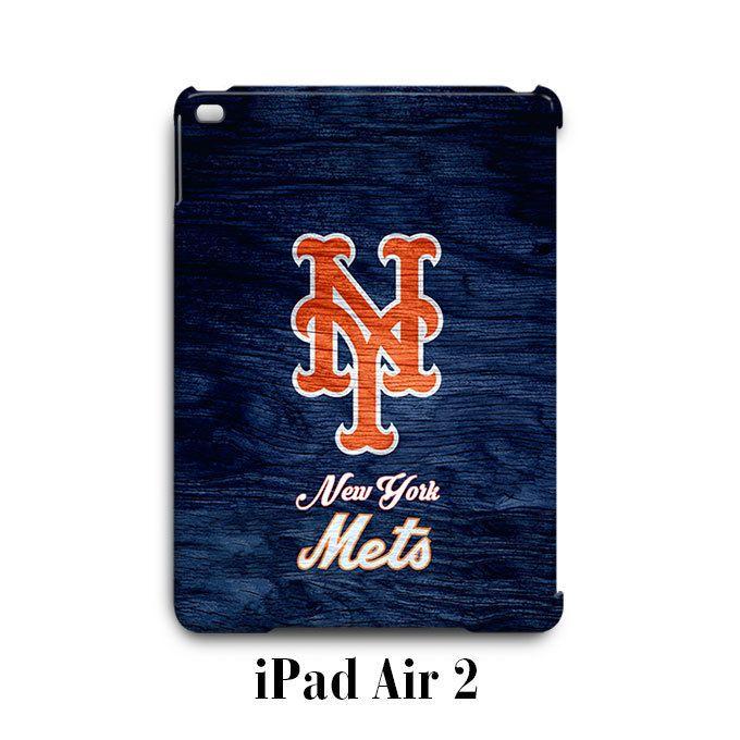New York Mets Custom iPad Air 2 Case Cover Wrap Around
