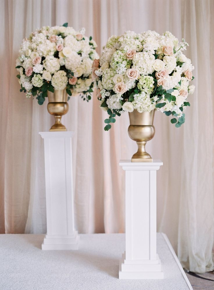 Best 25+ Wedding pillars ideas on Pinterest