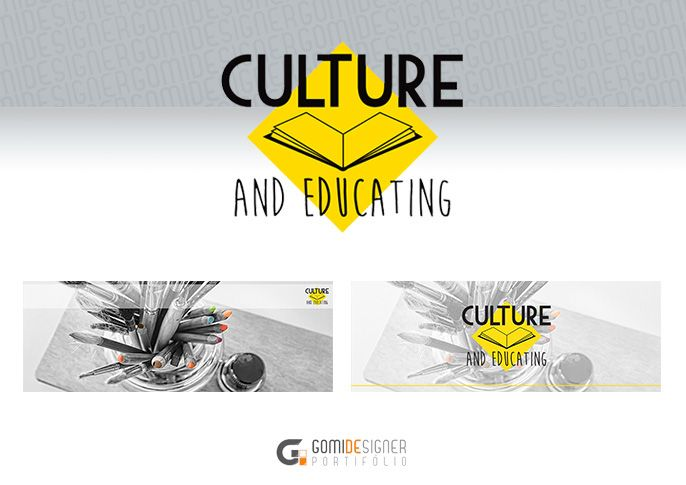 Logo - Culture and Educating