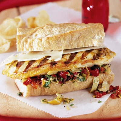 classic New Orleans' street fare to your table with these muffuletta ...