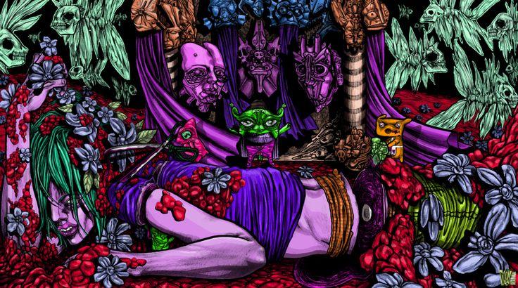 ...wake Up In The Wrong Places V.5 by DoomGeneration-prod #comics #indiecomics #graphicnovel #dope #drugs #violence #horror #webcomic #doomgeneration #anime #art #illustration #nickelodeon #retrogaming #zombie #zombi #circus #freakshow #freaks #webcomics #arcade #death #depression #suicide #junk #sicksadworld #indipendentart #sick #skate #manga #cartoon #nickelodeon